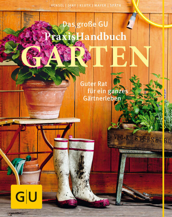 Praxishandbuch Garten